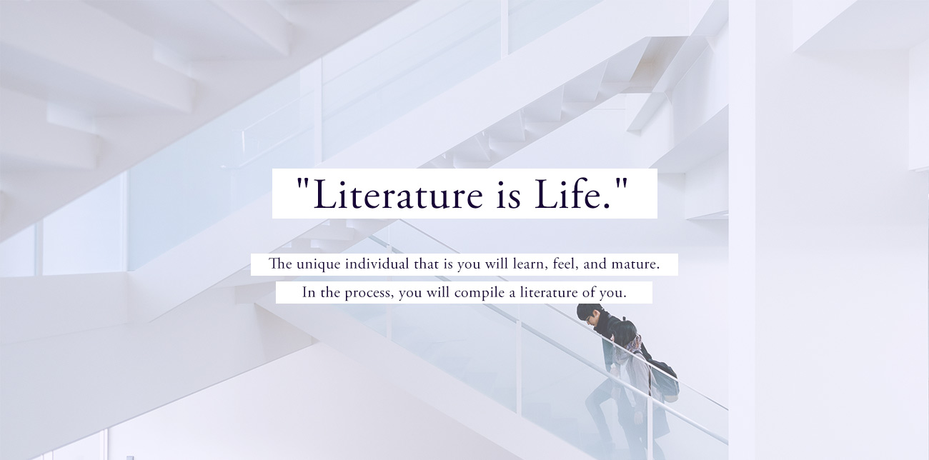 Literature is life